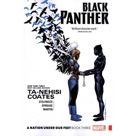 Black Panther Book 3 Nation Under Our Feet