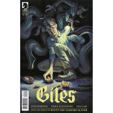 Buffy The Vampire Slayer Season 11 Giles #2