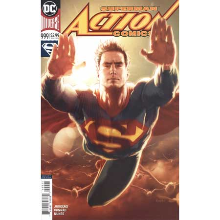 Action Comics #999 Variant