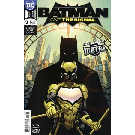 Batman And The Signal #3