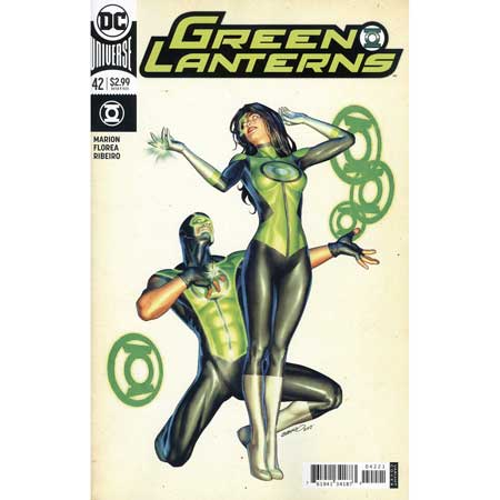 Green Lanterns #42 Variant