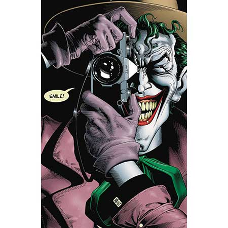 Absolute Batman The Killing Joke