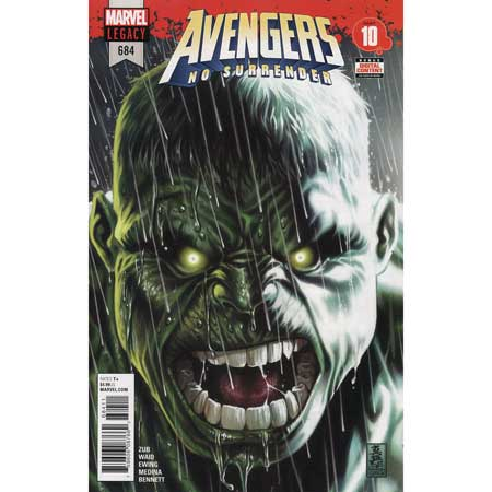 Avengers #684 (Limit one per customer)