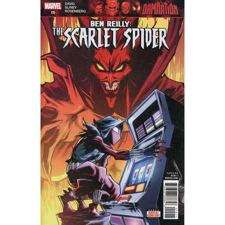 Ben Reilly Scarlet Spider #15