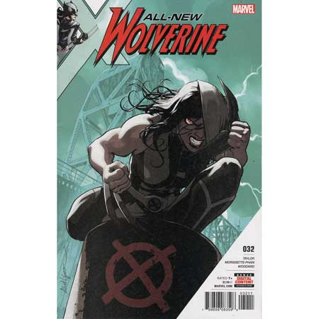 All New Wolverine #32