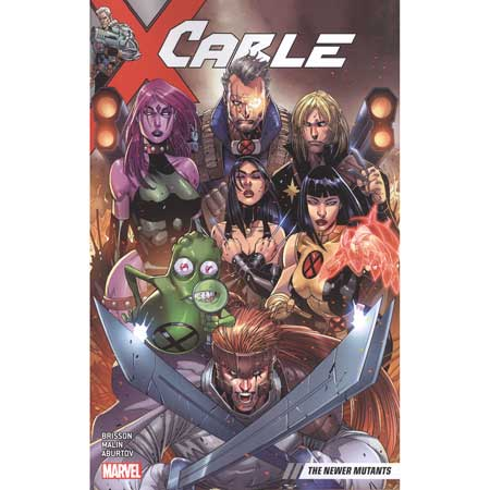 Cable Vol 2 Newer Mutants