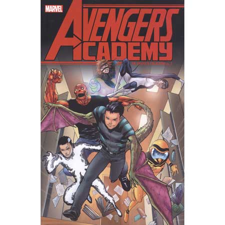 Avengers Academy Vol 2 Complete Collection