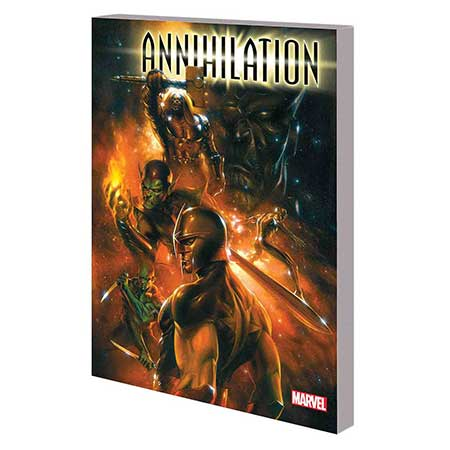 Annihilation Vol 1 Complete Collection