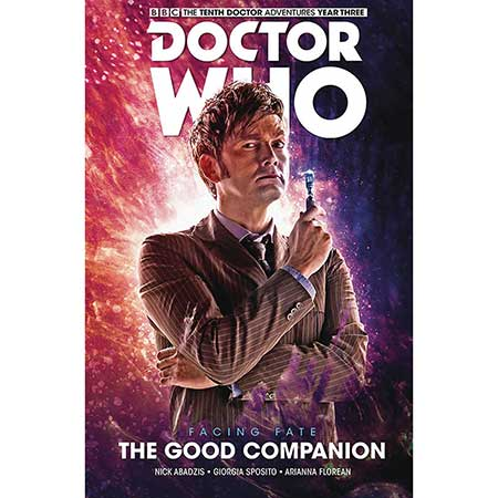 Doctor Who 10Th Facing Fate Vol 3