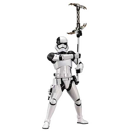 Star Wars Last Jedi First Order Stormtrooper Executioner Artfx+
