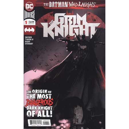 Batman Who Laughs The Grim Knight #1