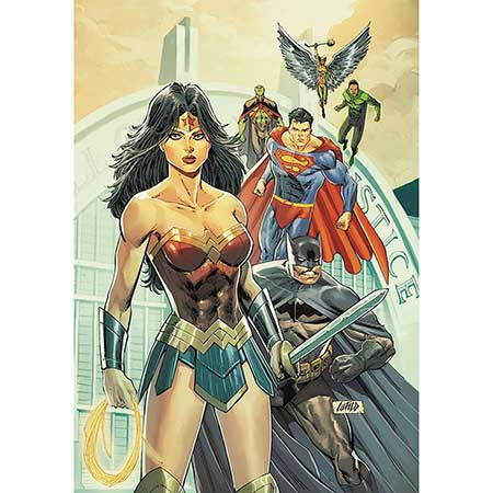 Justice League #19 Variant