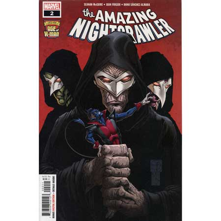Age Of X-Man Amazing Nightcrawler #2
