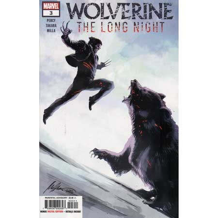 Wolverine Long Night Adaptation #3
