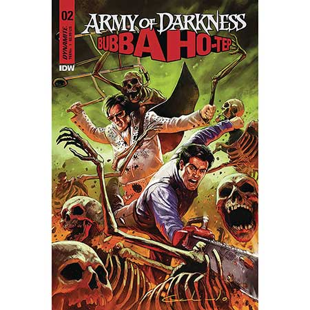 Army Of Darkness Bubba Hotep #2