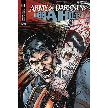 Army Of Darkness Bubba Hotep #2 Cover B Mandrake