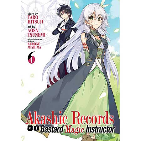 Akashic Records Of Bastard Magical Instructor Vol 6