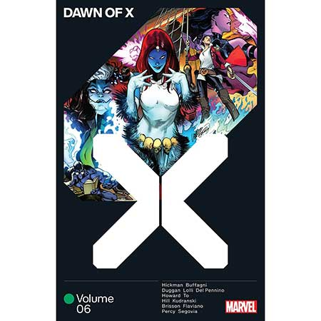 Dawn Of X Vol 6