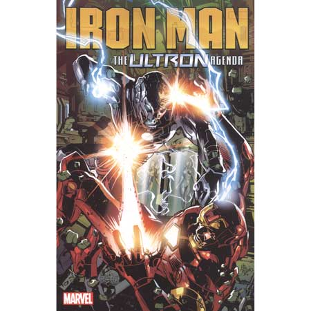 Iron Man Vol 4 Ultron Agenda