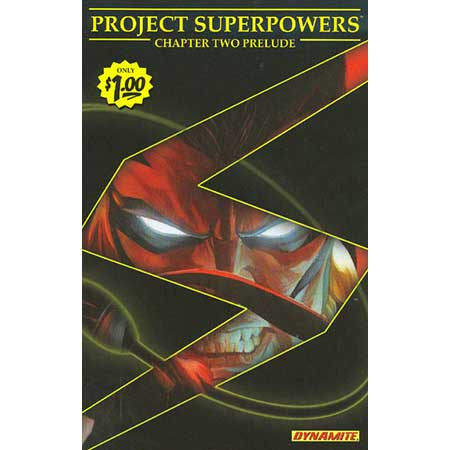 Project Superpowers Vol 2 #0
