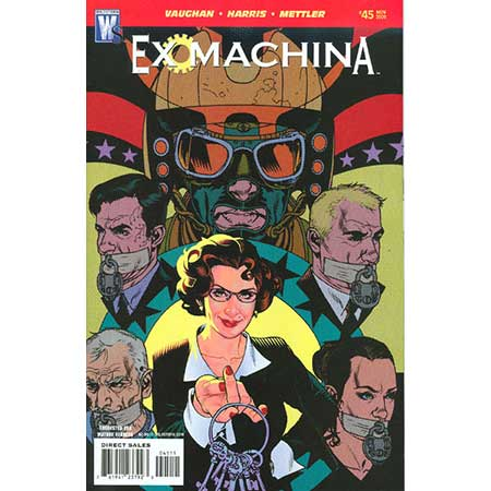 Ex Machina #45