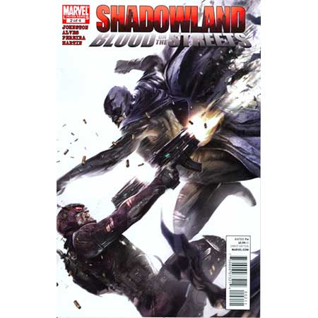 Shadowland Blood On The Street #2