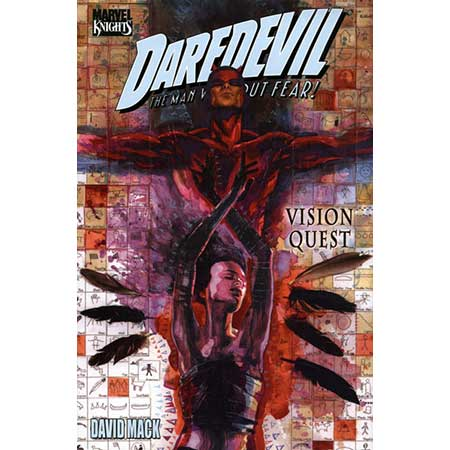 Daredevil Echo Vision Quest