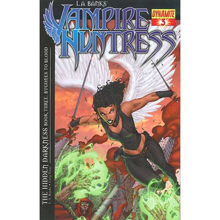 La Banks Vampire Huntress #3 The Hidden Darkness