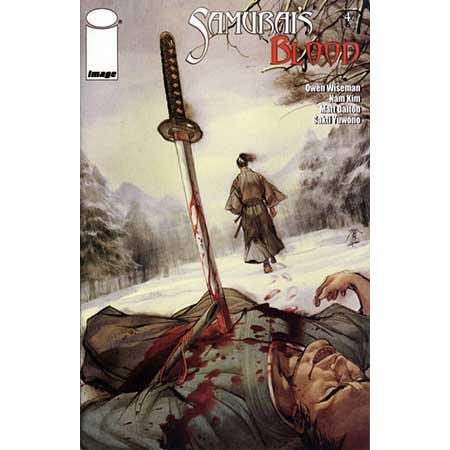 Samurais Blood #4