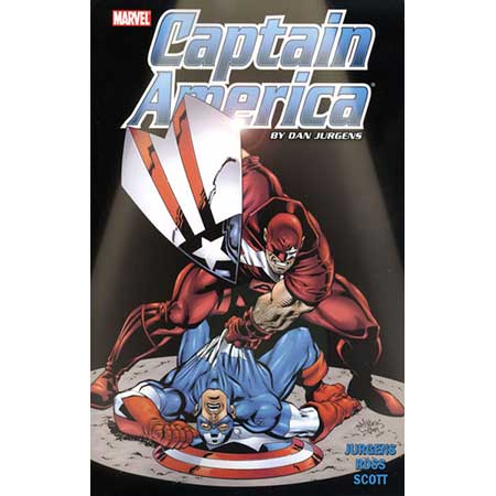 Captain America By Dan Jurgens Vol 2