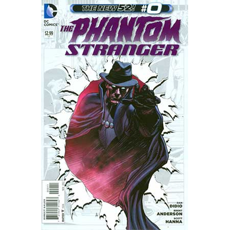 Phantom Stranger #0
