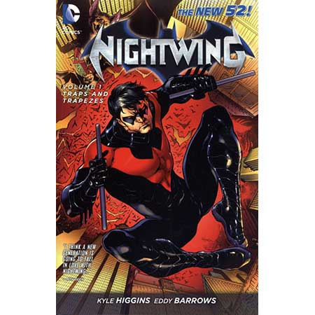 Nightwing Vol 1 Traps And Trapezes