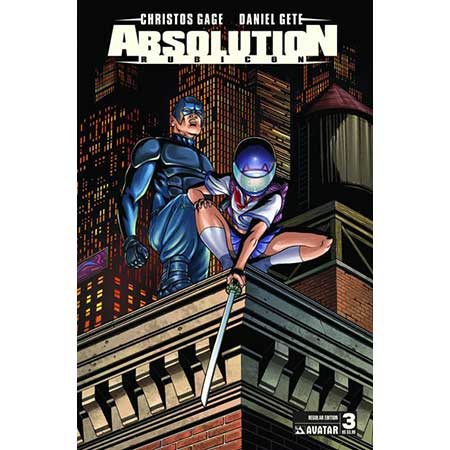 Absolution Rubicon #3