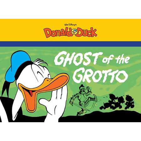 Walt Disney Donald Duck Vol 1 Ghost Grotto