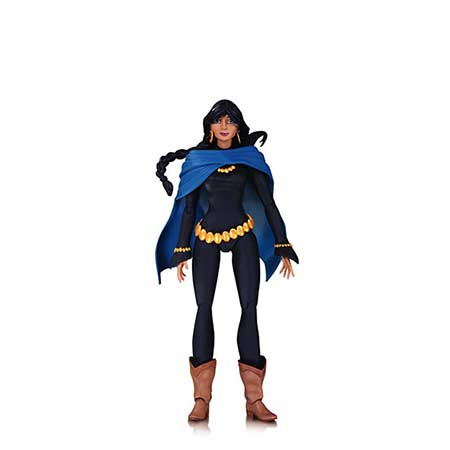 DC Comics Designer Dodson Earth 1 Teen Titans Raven Action Figure