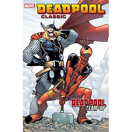 Deadpool Classic Vol 13 Deadpool Team Up