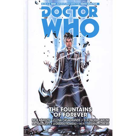 Doctor Who 10Th Vol 3 Fountains Of Forever