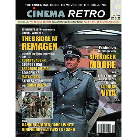 Cinema Retro #33