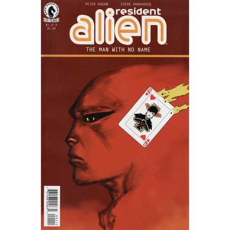 Resident Alien The Man With No Name #1