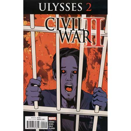 Civil War II Ulysses #2
