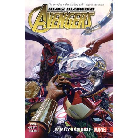 All New All Different Avengers Vol 2 Family Business