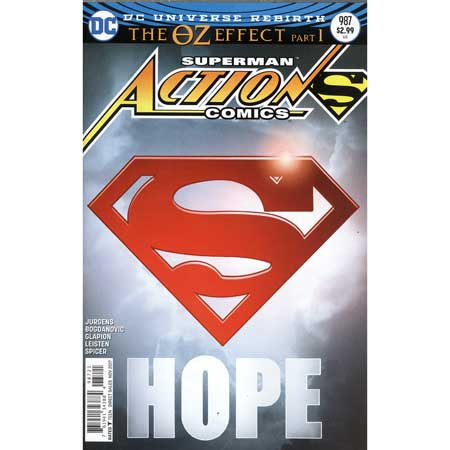 Action Comics #987 Standard Cover
