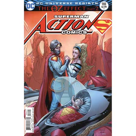 Action Comics #988 Standard Cover