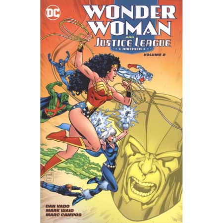 Wonder Woman & The Justice League America Vol 2