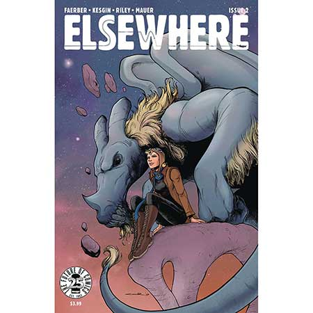 Elsewhere #2 Cover B Cinar