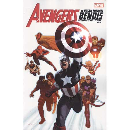 Avengers By Bendis Complete Collection Vol 2