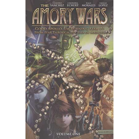 Amory Wars Good Apollo Vol 1