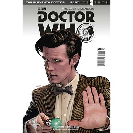 Doctor Who 11Th Year Three #10