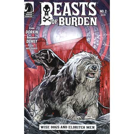 Beasts Of Burden Wise Dogs And Eldritch Men #2