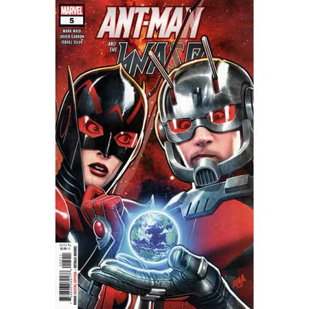 Ant-Man And The Wasp #5